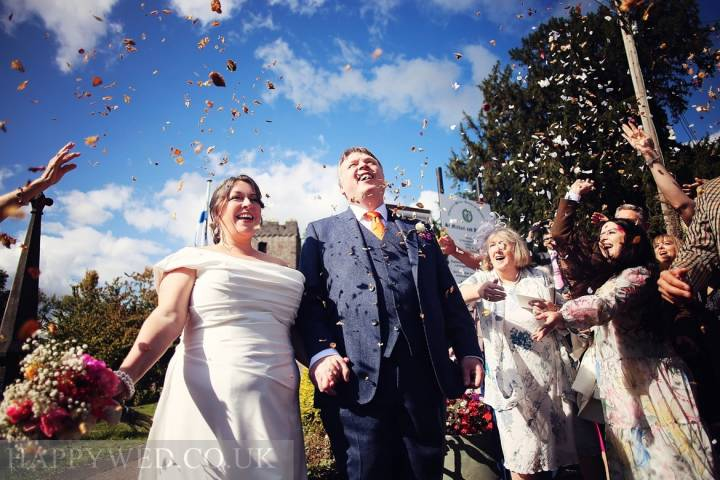 South Wales documentary wedding photographer