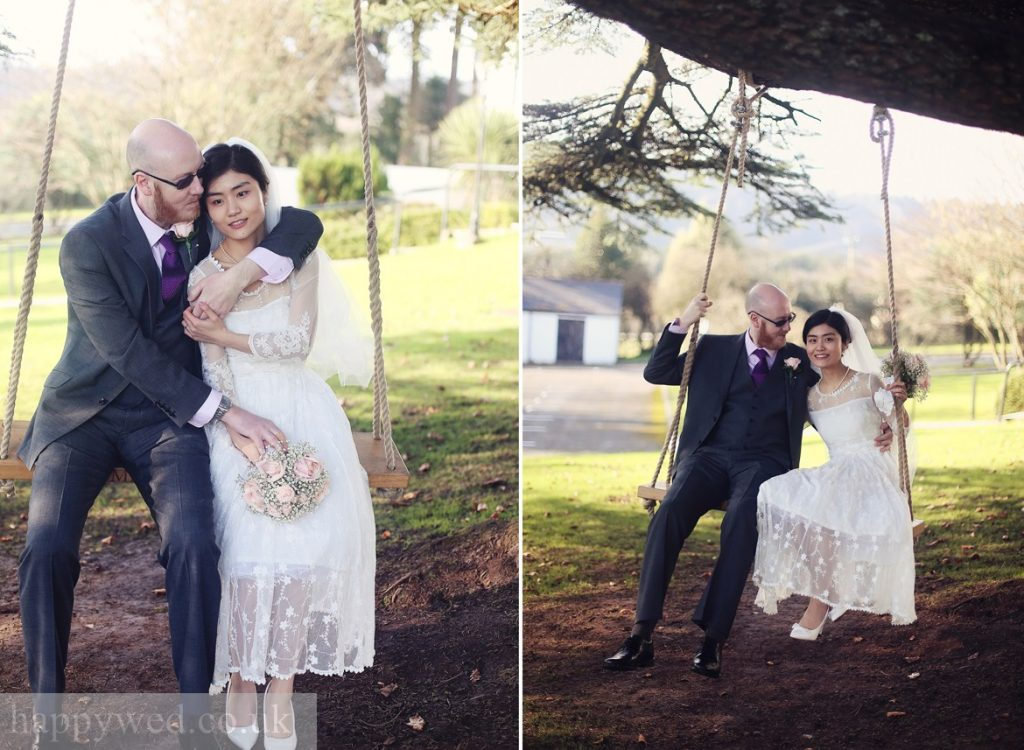 Wedding photographer Manor Parc Hotel Cardiff