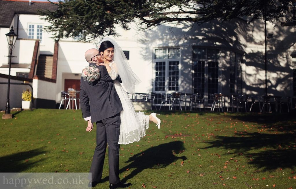 Wedding photography at Manor Parc Hotel Cardiff