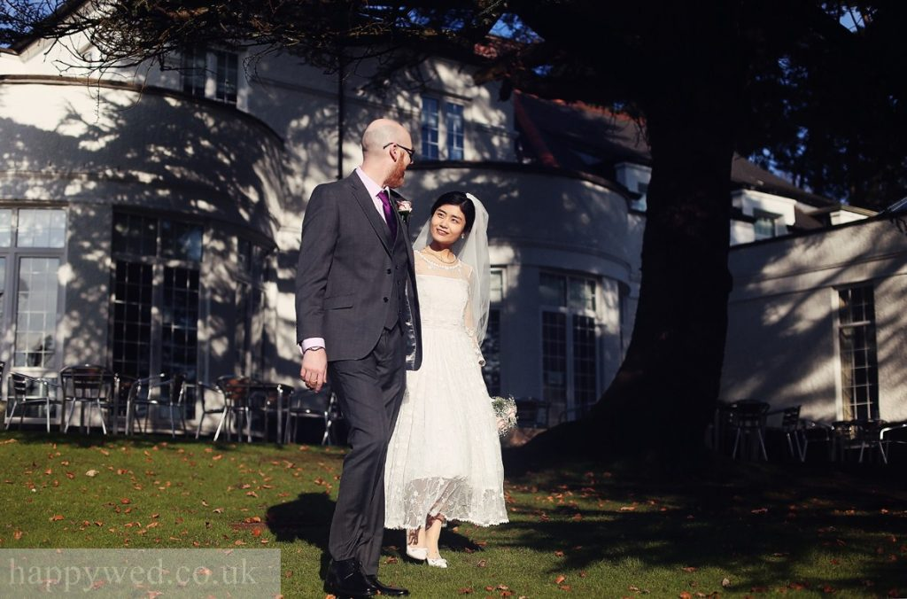 manor parc hotel wedding cardiff