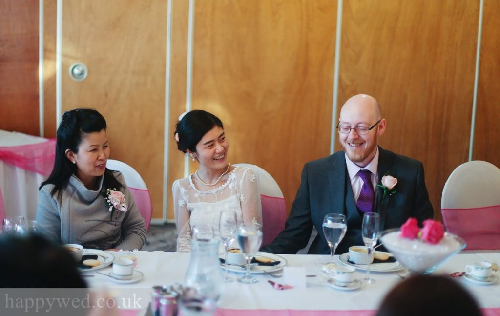 manor parc hotel wedding reception cardiff