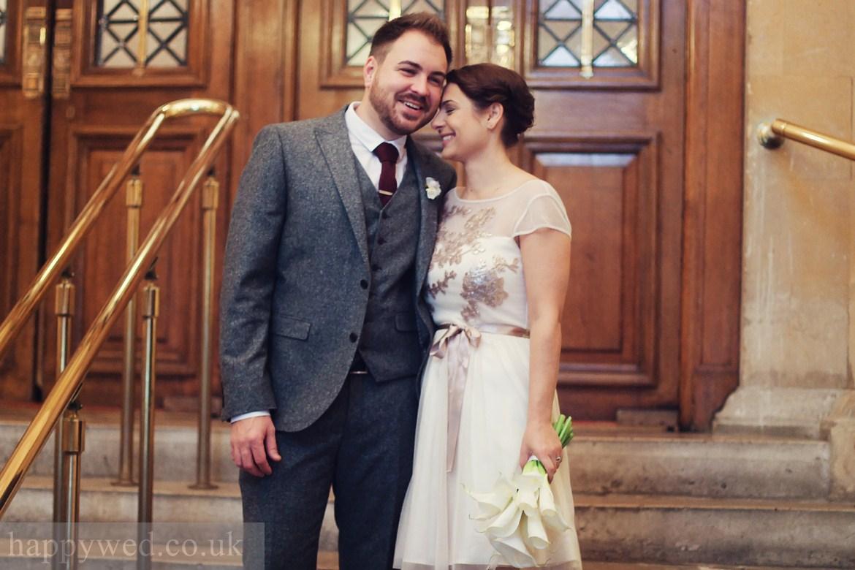 Marriage registration Cardiff city hall photos