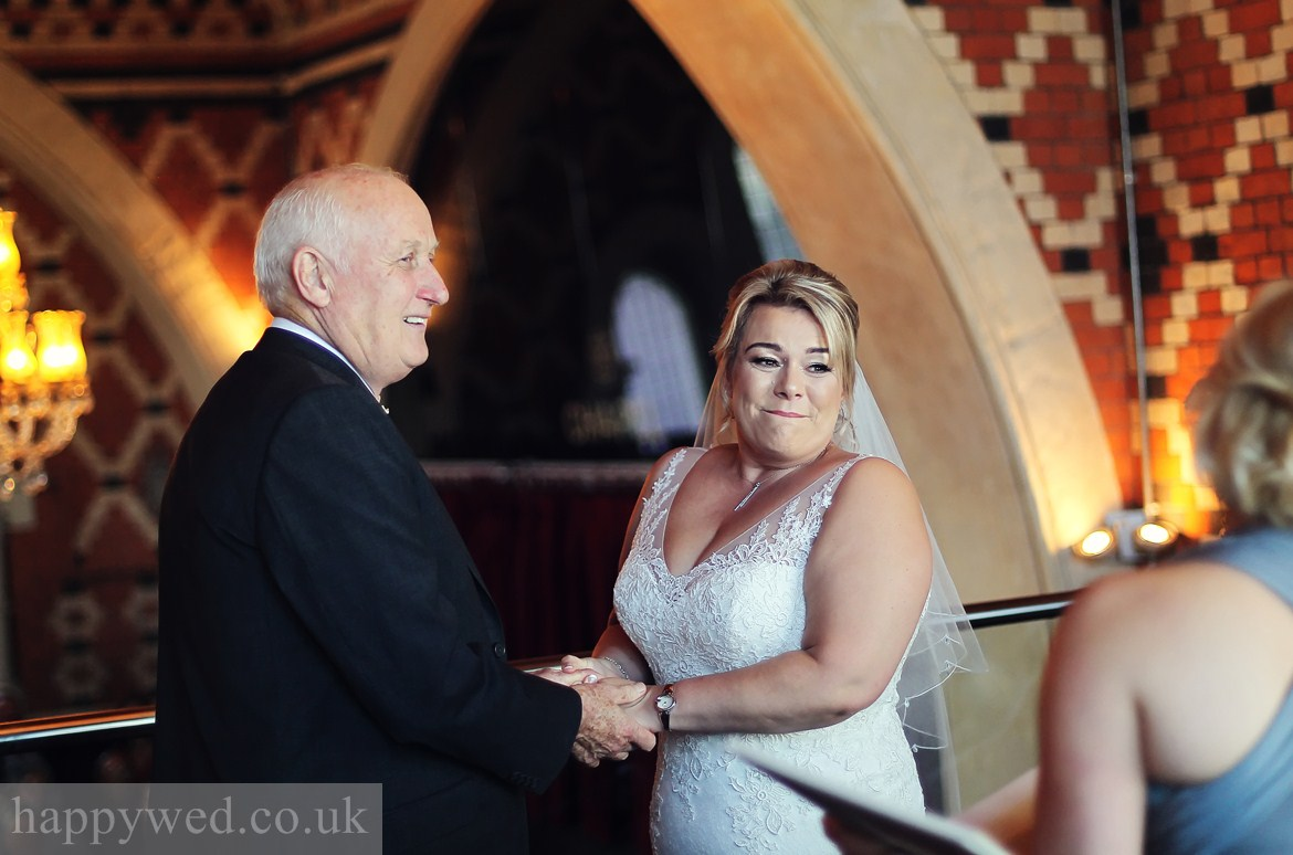 Wedding photography at Chapel 1877 Cardiff