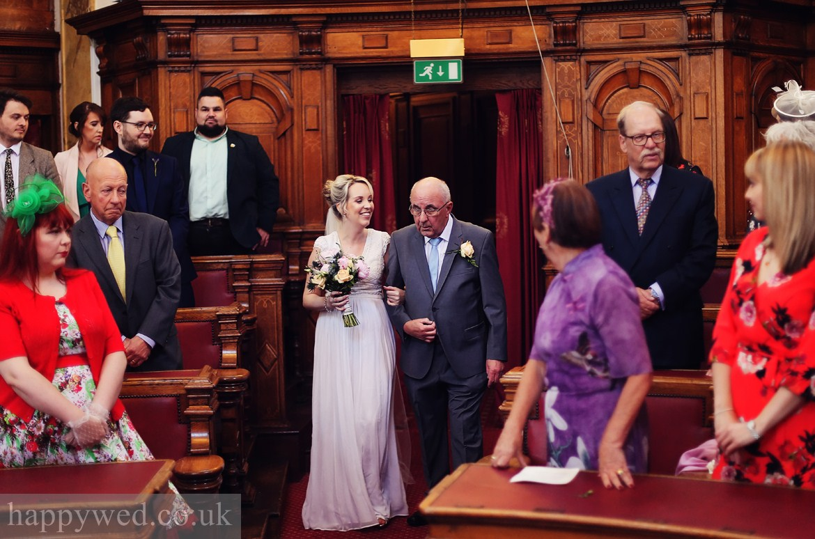 weddings at Council Chamber in Cardiff
