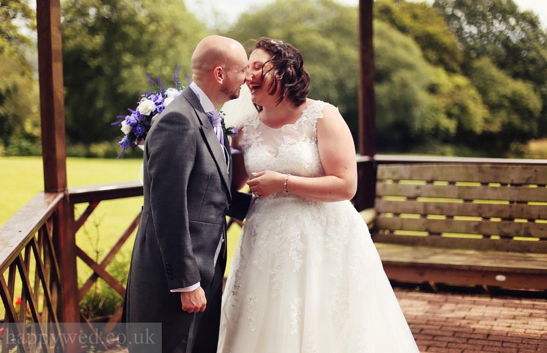 Glyn Clydach Hotel wedding photo