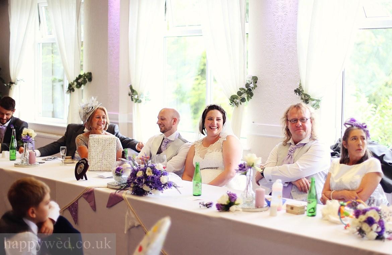wedding photography at Glyn Clydach Hotel