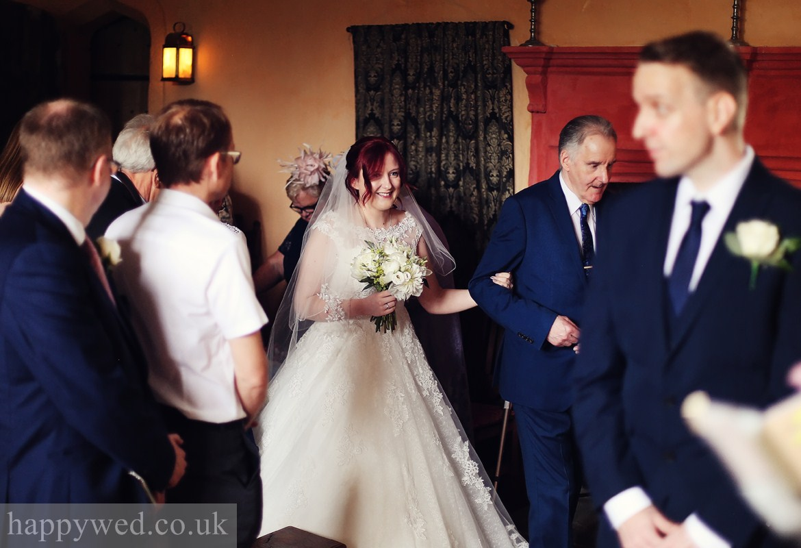 Llancaiach Fawr Manor wedding photography