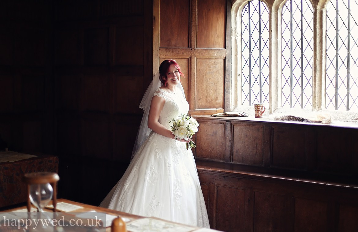 wedding Llancaiach Fawr Manor