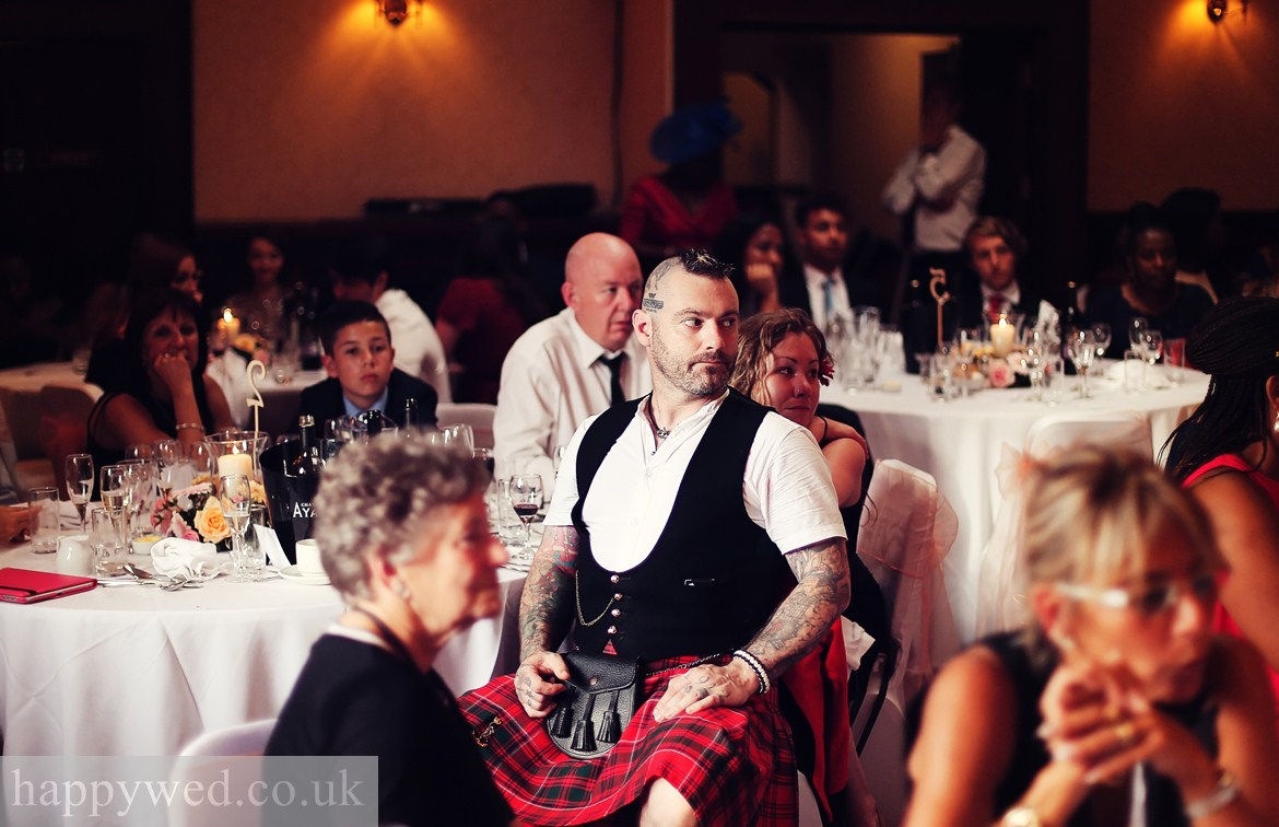 Three Salmons Hotel wedding photos