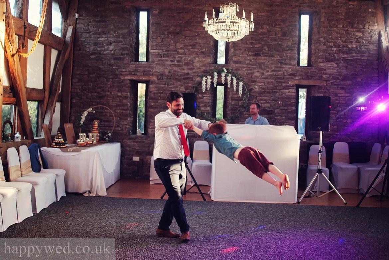 Treadam Barn wedding photographs