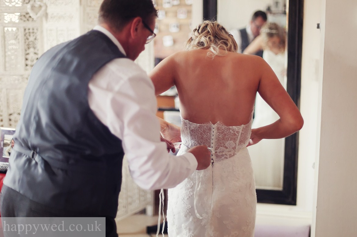 South Wales wedding photographer in Barry