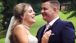 Wedding videography at Bryn Meadows