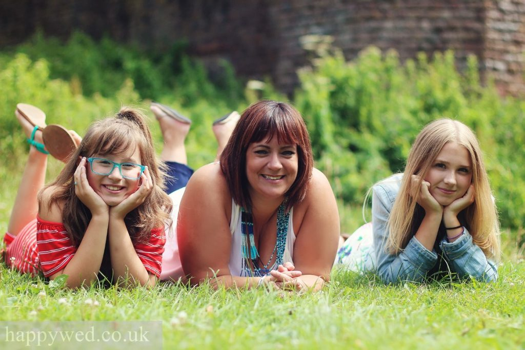 Cardiff Bute park family photographer