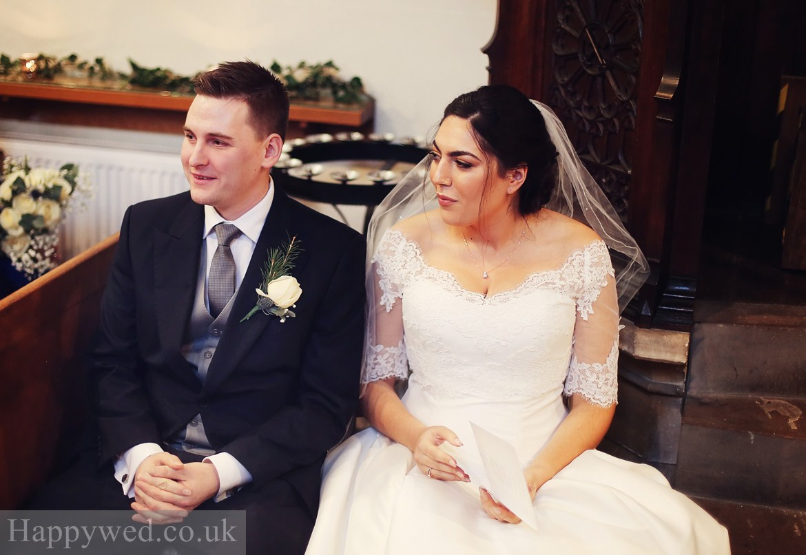 peterston super Ely church wedding ceremony photos