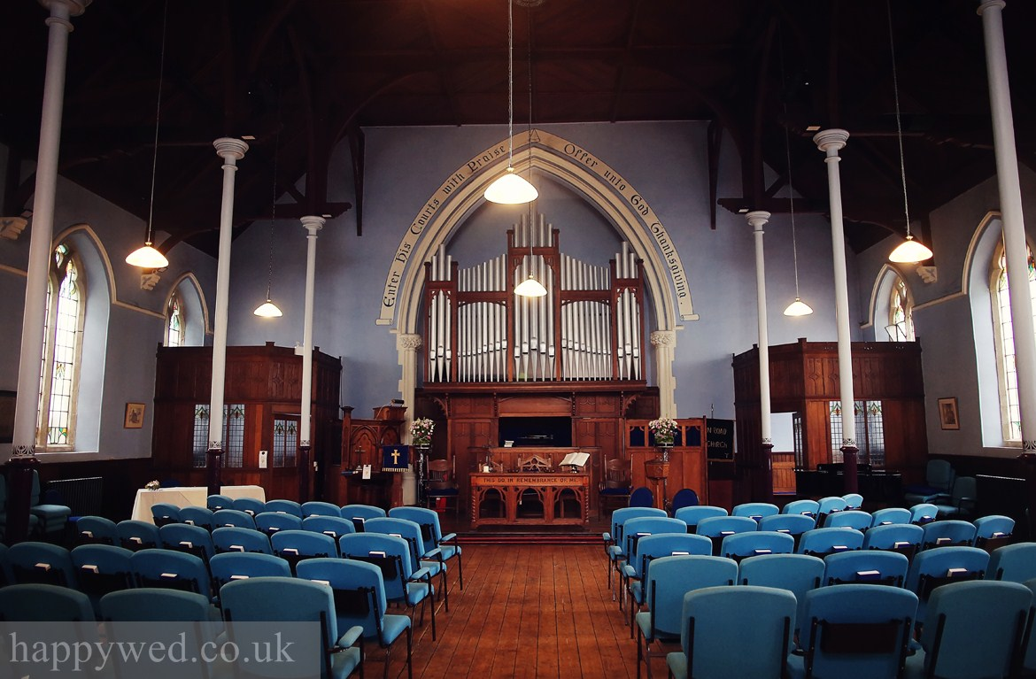 Caerphilly URC Church photo