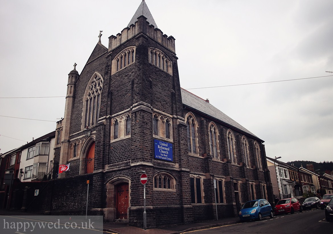 Caerphilly URC Church