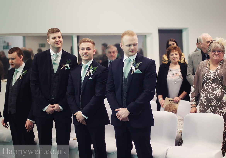 Waterfromt community church Swansea Wedding photography