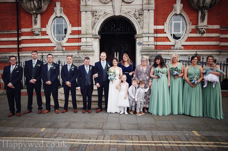 Morgans hotel Swansea wedding photography