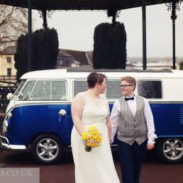 Neath Victoria Park wedding photos