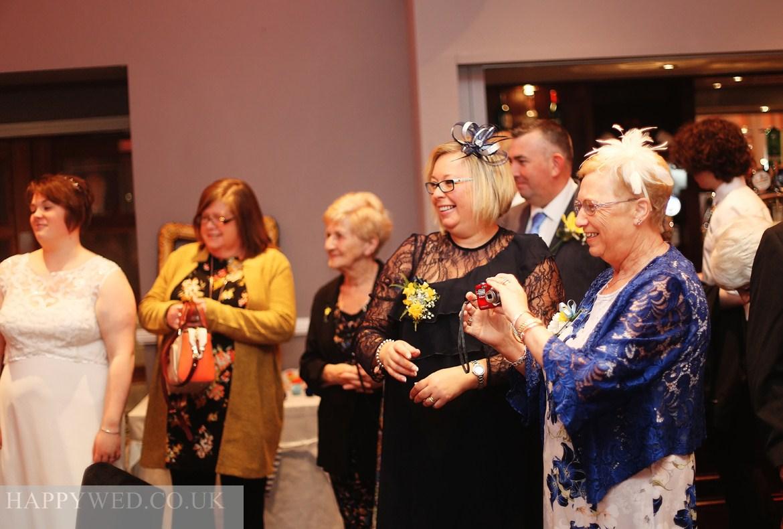 Castle Hotel Neath wedding reception