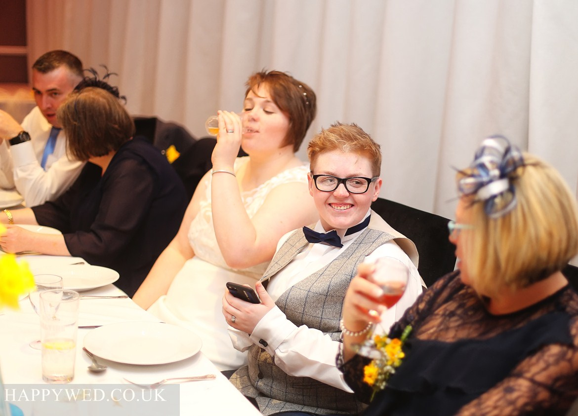 wedding photography at Castle Hotel Neath