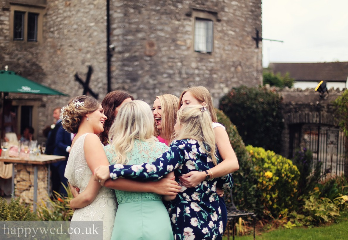 wedding photography at Great House Hotel Bridgend