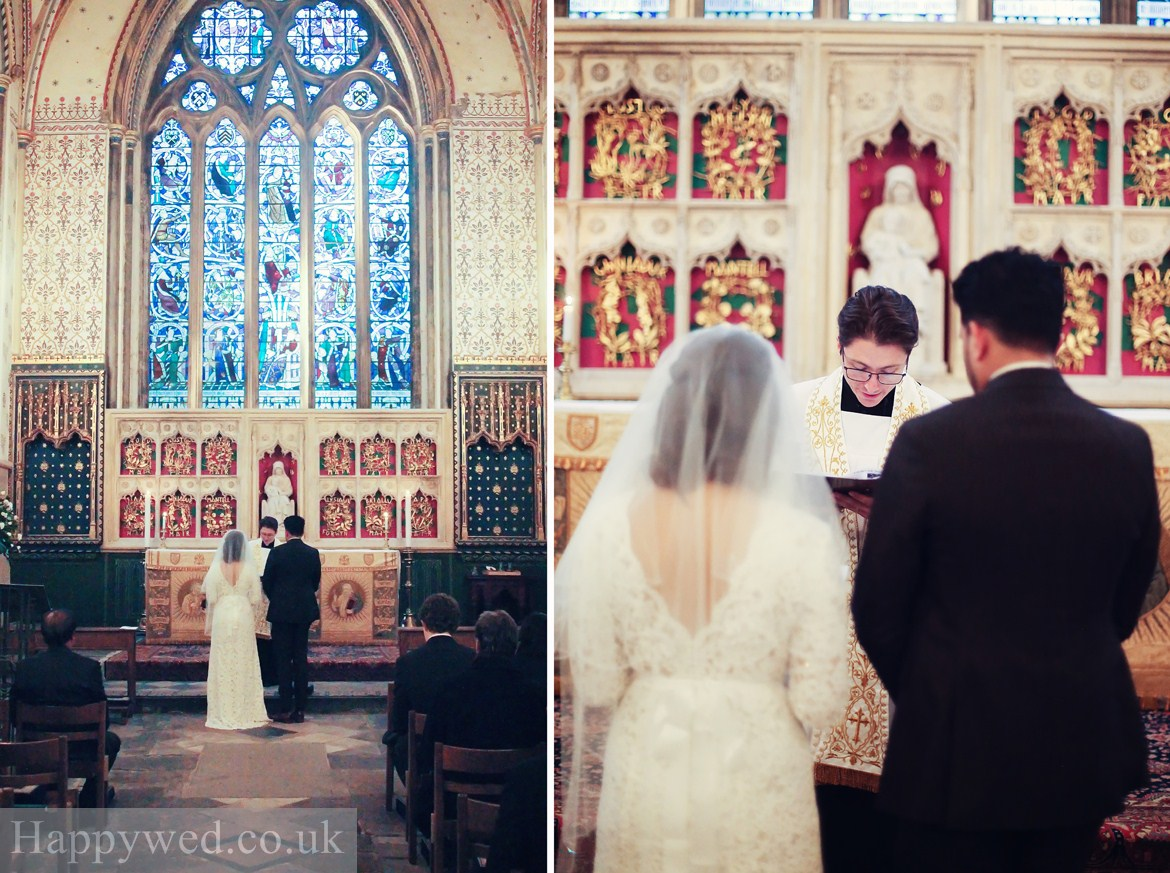 wedding photography Llandaff Cathedral Cardiff