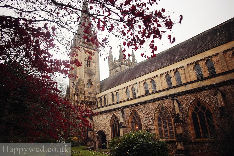 Llandaff Cathedral Cardiff
