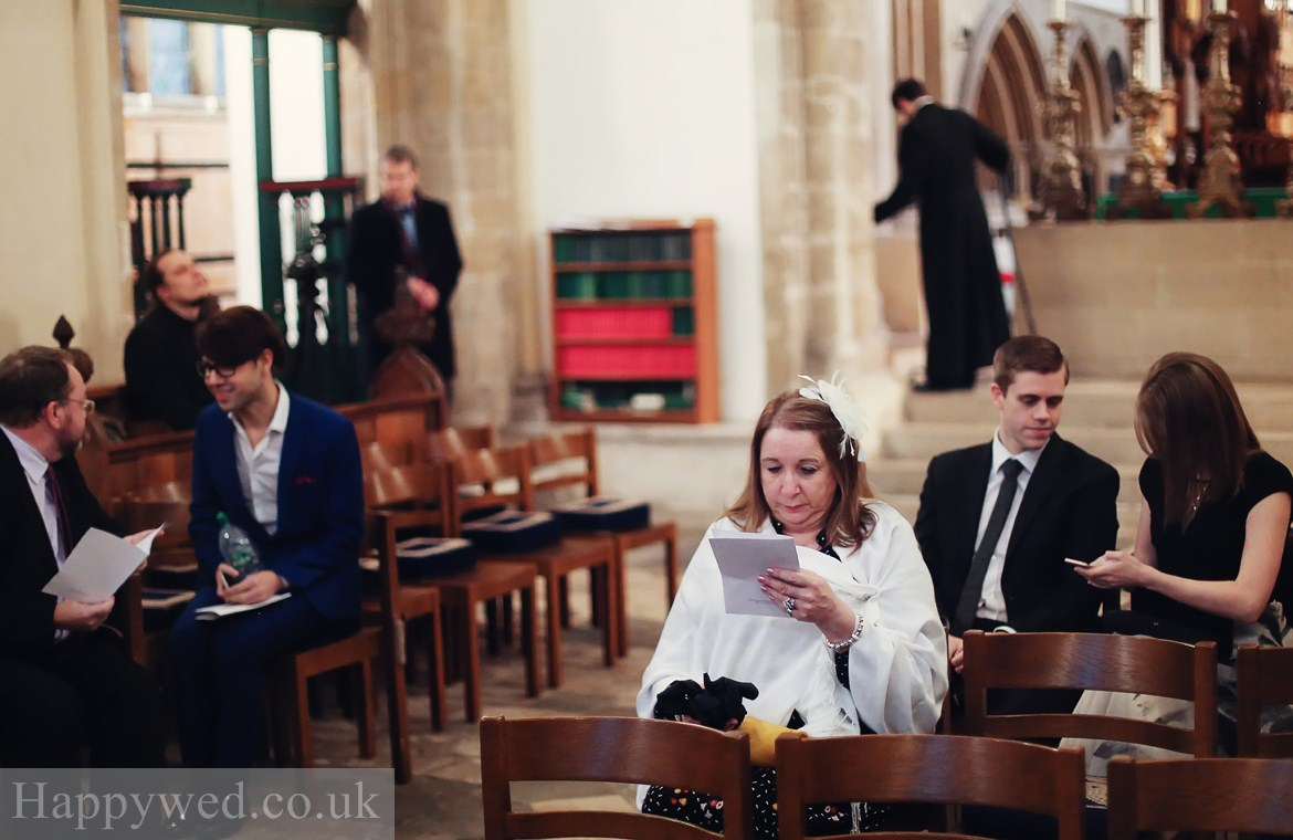wedding photography at Llandaff Cathedral Cardiff