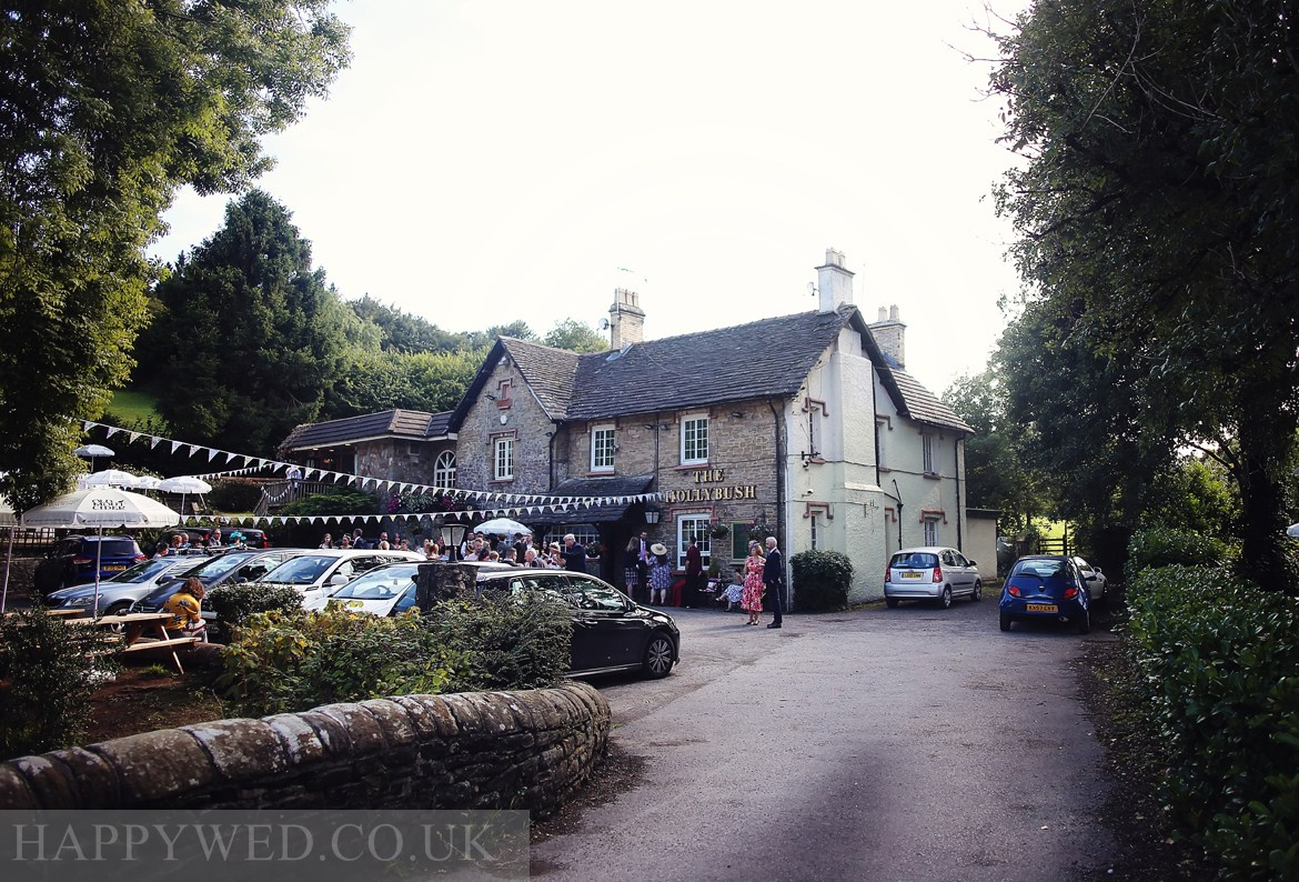 The Hollybush Inn Draethen
