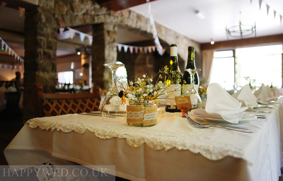 The Hollybush Inn Draethen wedding
