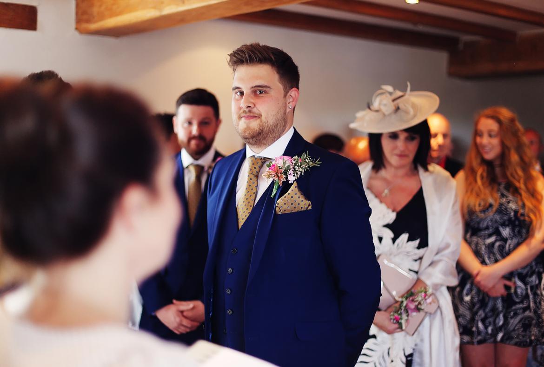 wedding caerhyn farm photos