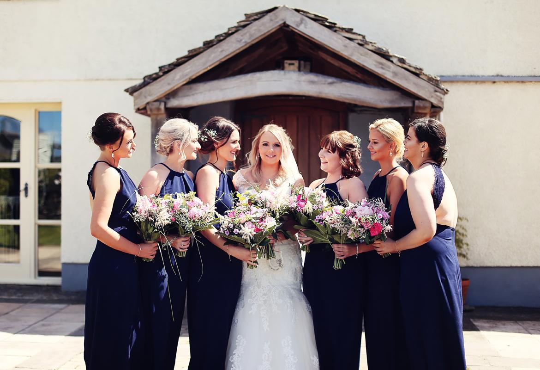 wedding caerhyn farm photographer