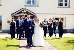 Caerhyn farm wedding videography