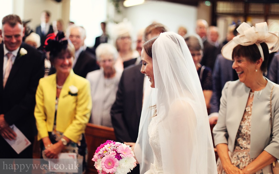 wedding ceremony photos Ararat baptist church cardiff