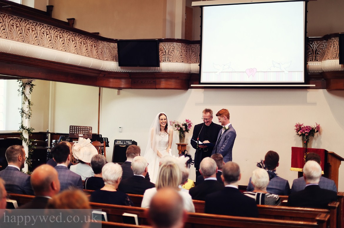 wedding ceremony Ararat baptist church cardiff