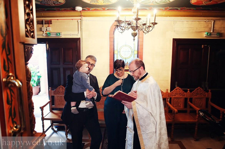 Baptism photographer Cardiff