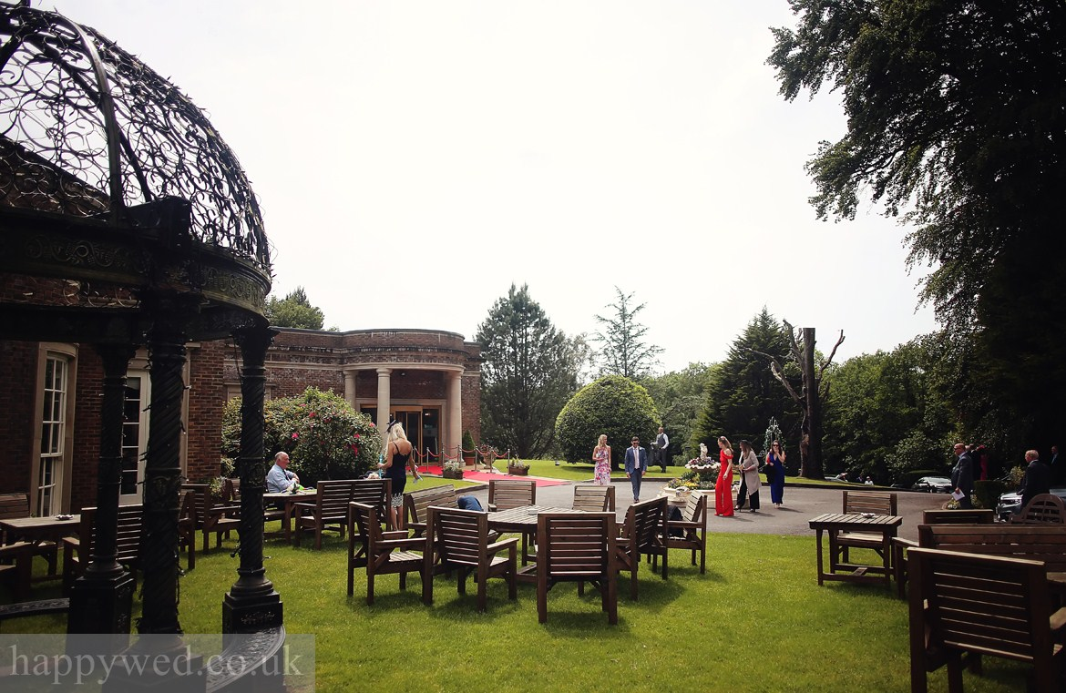 de courceys manor cardiff weddings