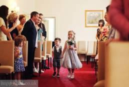 wedding ceremony at mansion house newport registrar office