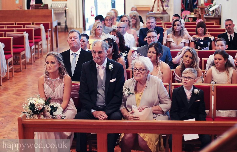St Michael church Swansea wedding photos