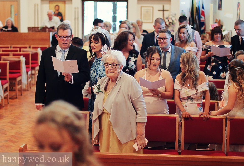 St Michael church Swansea weddings
