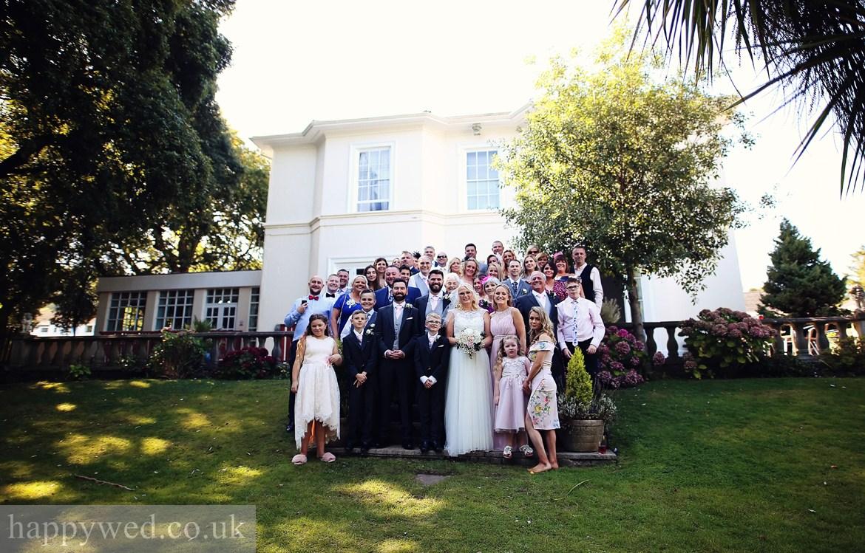 Norton House swansea wedding