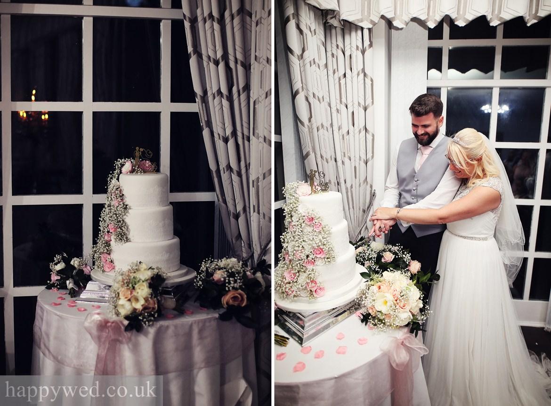 wedding photographer at Norton House swansea