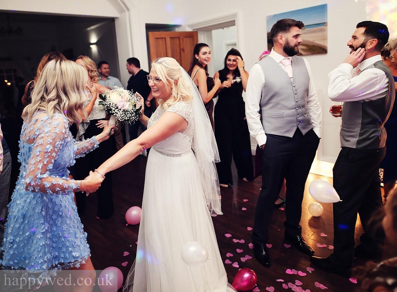 wedding photographer at Norton House swansea photos