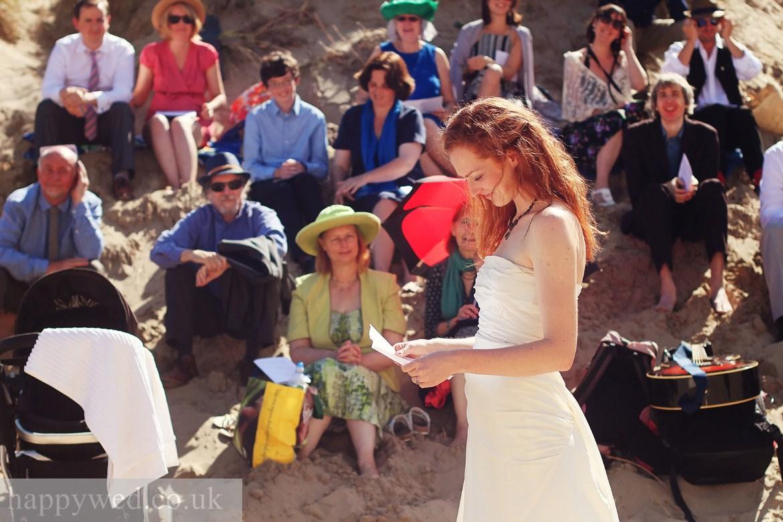 ynyslas national nature reserve wedding