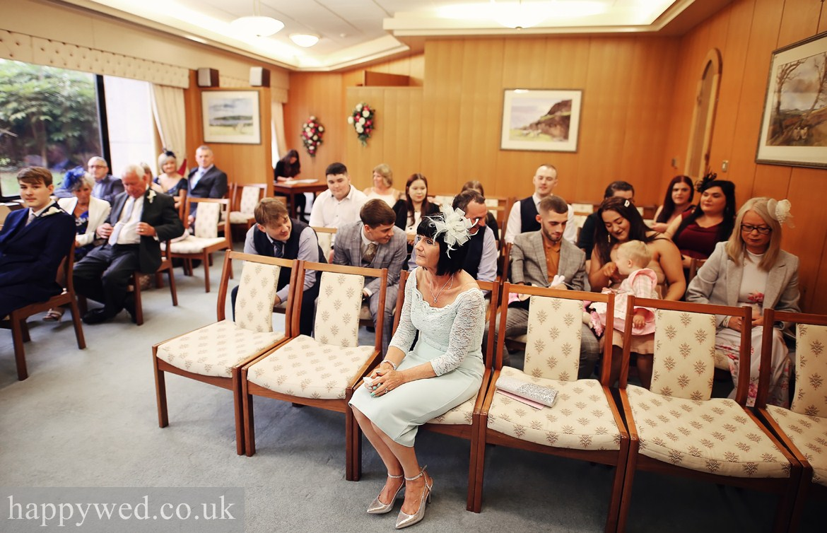 Swansea Civic Centre wedding ceremony photos