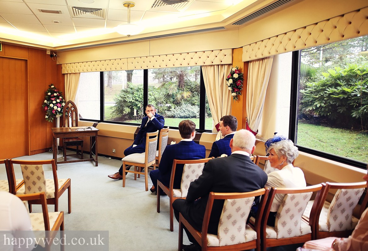 Swansea Civic Centre marriage ceremony photos