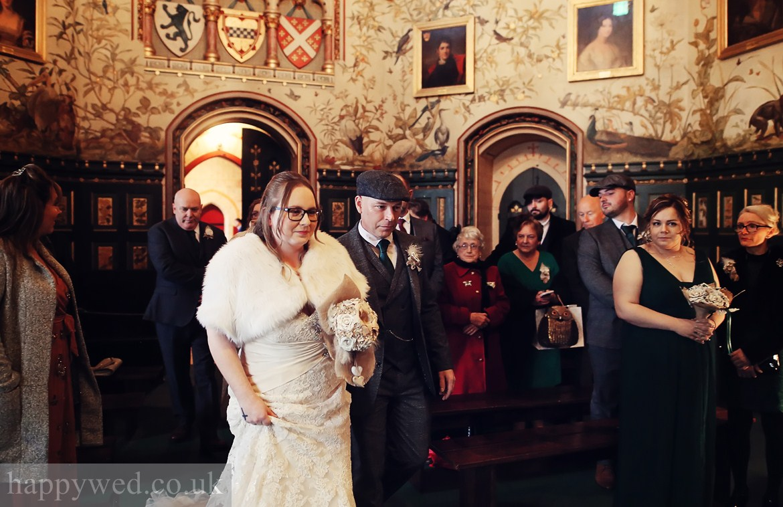 Castell Coch Cardiff wedding ceremony