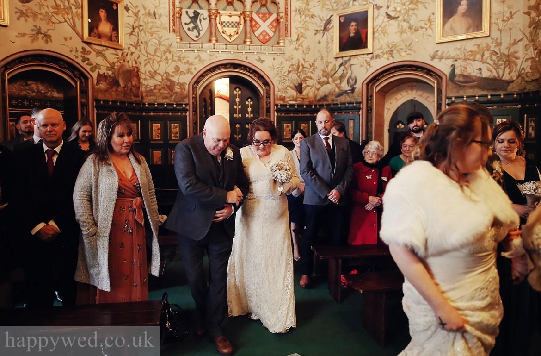 Castell Coch Cardiff wedding