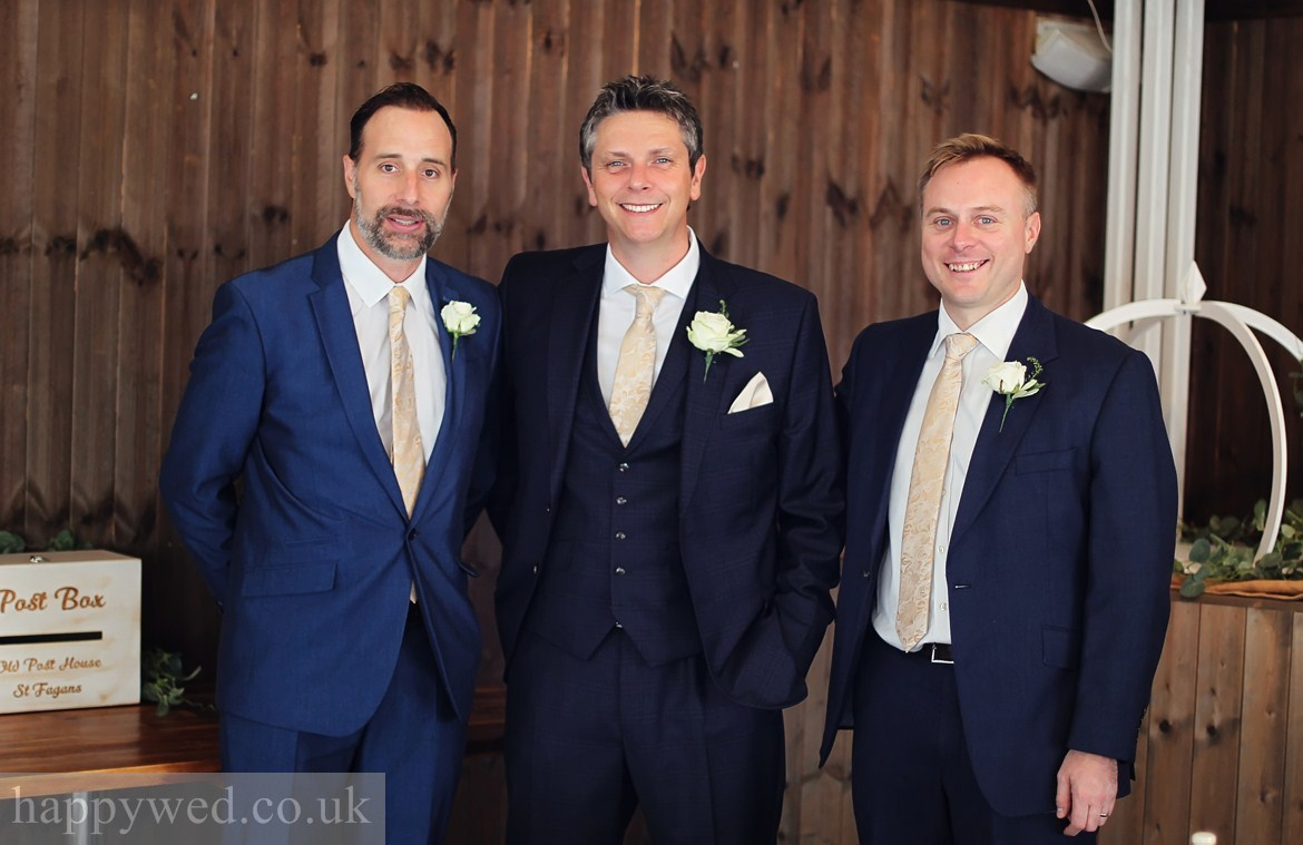 wedding photography Old Post House st fagans Cardiff